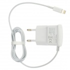 AC Power Adapter Charger for iPhone 5 + iPad Mini + iPod Touch 5 - White (EU Plug / 100~240V)