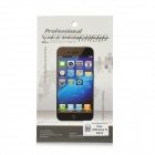 Protective Matte Screen Guard w/ Cleaning Cloth for Iphone 5 - Transparent