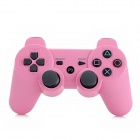Wireless Bluetooth v3.0 Vibration Griff für PS3 / PS3slim / PS3 CECH4000 - Pink