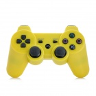 Wireless Bluetooth v3.0 Vibration Griff für PS3 / PS3slim / PS3 CECH4000 - Yellow