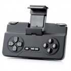 LUOYI Rechargeable Bluetooth Wireless Game Joystick Handle for Iphone + Android Phone - Black