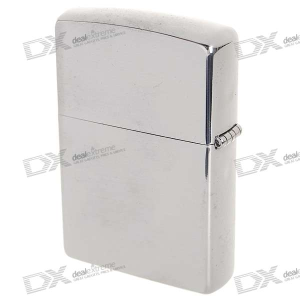 Genuine Zippo Oil Lighter