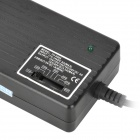 Universal 80W USB Car Power Supply Charger w/ 8-Adapter for Cell Phone / PDA / GPS - Black