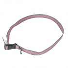 NatureHike Schnelle Trocknung Nylon Bund Umreifungsband w / UTX-FLEX Buckle - Grey + Red