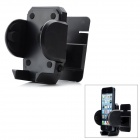 SHUNWEI SD-65 Universal Adjustable Car Vent Holder Stand Mount Bracket for Cellphone - Black