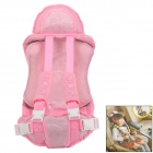 Children Car Safety Seat Harness Secure Belt - Pink