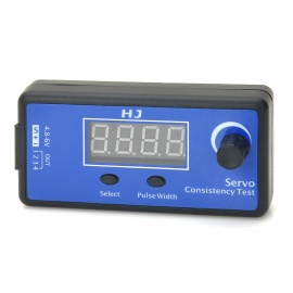 HJ Digital Servo Tester / ESC Consistency Tester for R/C Helicopter