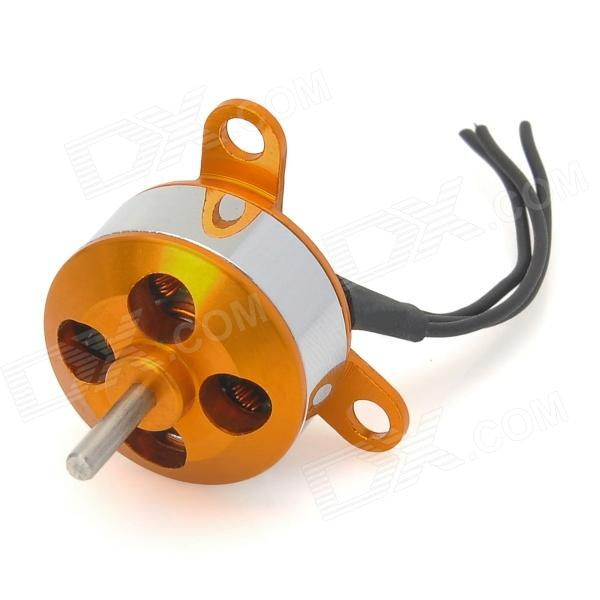 Фото A1504-2700KV Outer Rotor Brushless Motor - Orange + Silver quantity 1 piece heidelberg 102 machine printing parts roller parts