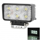 18W 900lm 6-3528 SMD LED White Light Car Head Light / Nebelscheinwerfer (10 ~ 30V)