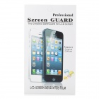 Protective PET High Clear Screen Protector Guard Film for Nokia Lumia 620 - Transparent
