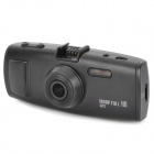 "Ambarella 2.7 ""LCD 1080p CMOS grand angle voiture DVR Camcorder w / GPS externe / G-sensor / Google Map"