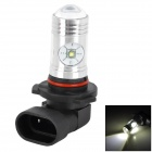 9005 4W 650lm 4-CREE XP-E White Light LED Car Foglight (12~24V)