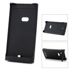 5V 2200mAh Back Case Portable External Battery for Nokia Lumia 920 - Black