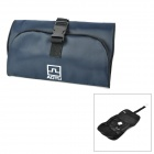 aotu r3 Oxford Cloth + 420D Portable Toilet Bag / Body Hygiene Kit / Wash Bag - Midnight Blue