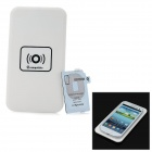 MIKASSO MKWP-3 QI Wireless Charger for Samsung Galaxy S3 i9300 / Nokia Lumia 920 - White (US Plug)