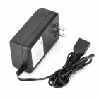 USB Female US Plug Power Adapter für ASUS TF101 TF201 EeePad SL101 - Schwarz (100-240V)