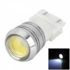 DF3157332 3157 3W 210lm 1-SMD LED White Light Car Brake Light - (DC 12V)