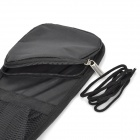 Multifunctional Neoprene Car Seat Chair Side Storage Bag - Black