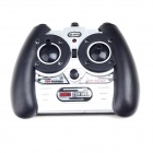 LS-211 Rechargeable IR Remote 3.5-CH Mini R/C Helicopter w/ Gyro - White (6 x AA)