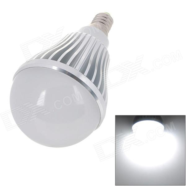 E14 7W 600lm 6500K 14-5630 SMD LED White Light Bulb (100~220V)E14<br>Model E14588 Material Aluminum alloy + PVC Color White Quantity 1 Emitter Type 5630 SMD LED Total Emitters 14 Power 7 W Color BIN White Rate Voltage 100~220 V Chip Working Voltage 3.0~3.5V Luminous Flux 500~600 lm Color Temperature 6000~6500 K Wavelength No nm Connector Type E14 Packing List 1 x LED bulb<br>