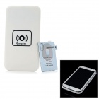 MIKASSO MKWP-2 QI Wireless Charger for Samsung Galaxy Note 2 / Nokia Lumia 920 - White (US Plug)