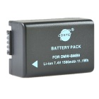 DSTE Replacement 1500mAh Li-ion Battery for Panasonic DMW-BMB9, Leica DC9 / FZ100 / FZ40 / FZ48