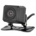 "Eagleyes EC-TH1029 1/4"" CCD 120' Wide Angle Car Rearview Camera w/ Night Vision - Black (DC 12V)"