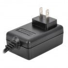 HB-1380-01 US Plugs Charger for Lead-Acid Battery - Black + Red (AC 100~240V)