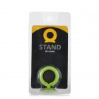 O-Ring Style Suction Cup Stand Holder for Iphone / Samsung / HTC / Xiaomi + More - Green