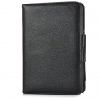 K360 MINI PU Leather Case Stand + Wireless Bluetooth V3.0 59-Key Keyboard for Ipad MINI - Black