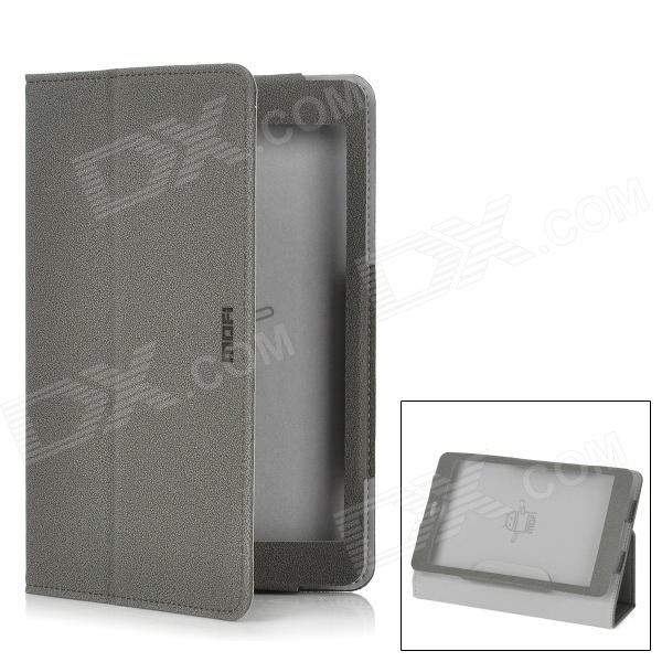 MOFI MP001 Protective PU Leder Smart Case für Google Nexus 7 - Grey