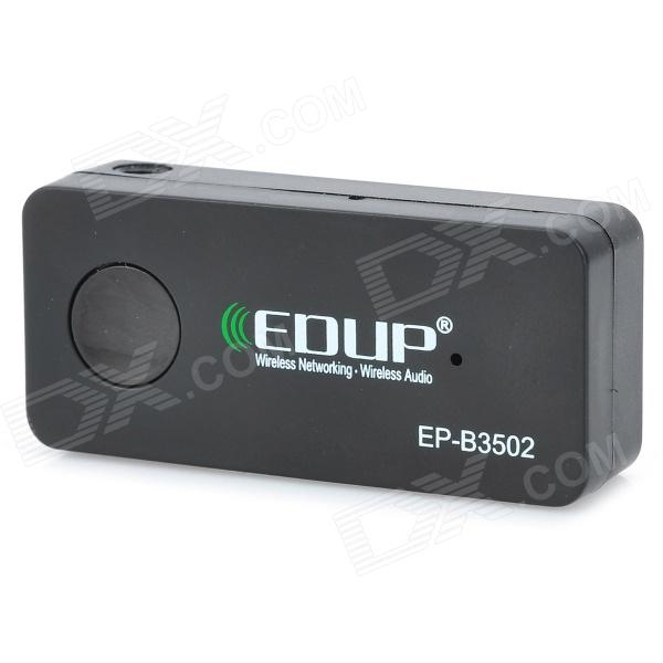 EP-B3502 Car Bluetooth V2.1 Music Receiver w/ Stereo Output - Black stereo imaging for 3d scene reconstruction