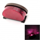 Solar Powered 0.8W Red LED Light Garden Lamp (1 x AA)