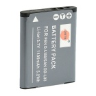 DSTE DB-L80/LI88 1400mAh Battery for Pentax H90 P70, Sanyo DMX-CG10