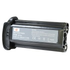 DSTE NP-E3 12V 2300mAh Replacement Ni-MH Battery for CANON 7084A001, 7084A002, EOS-1D Mark II