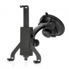 360' Rotation Suction Cup Holder Stand w/ Adjustable Bracket for Ipad / Ipad MINI + More - Black