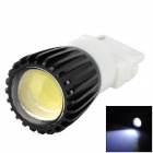 DF31561582 3156 3W 210lm 1-LED White Light Car Steering Light / Brake Light - (DC 12V)