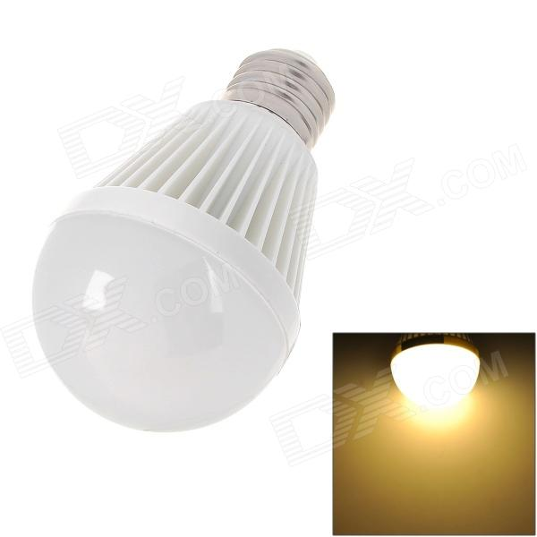 E27 5W 350lm 3000K 25-2835 SMD LED Warm White Light Bulb (100~240V)