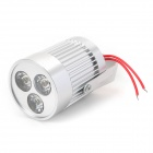 3W 250lm 3500K 3-LED Warm White Spotlight (100~240V)