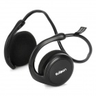 Suicen AX-657 Bluetooth v3.0 + EDR Stereo Headphones w/ TF - Black