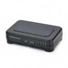 5-Port 10/100Mbps Fast Ethernet Switch - Black
