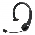 X-M13 2-in-1 Bluetooth v2.1 Headphone w/ Microphone for Iphone 4 / 4S - Black