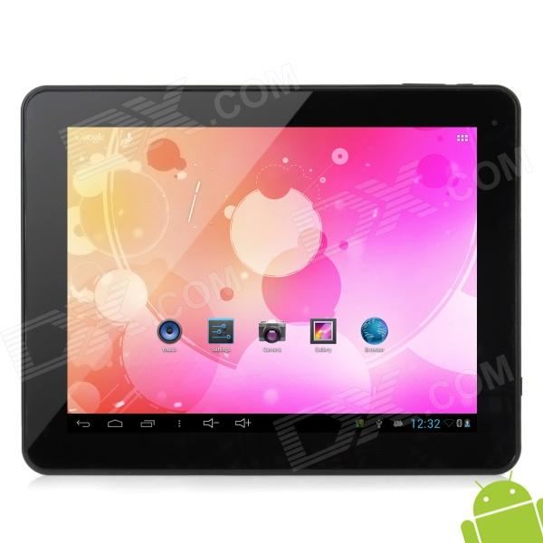 Megafeis-M970 9.7 IPS Capacitieve Screen Andro?de 4.1 Dual Core Tablet PC w - HDMI - Wi-Fi - zilver