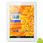 "ONDA V801 8.0"" Capacitive Screen Quad Core Android 4.1 Tablet PC w/ HDMI / G-Sensor - White + Silver"