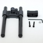 DLSR Rig Guide Rail Connection Kit - Black
