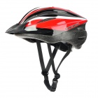 Motache N20 Outdoor Sports Bicycle Bike Cycling Helmet - Red + Black + White