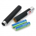 5mW 650nm Red Laser Pointer w/ AAA Batteries - Black