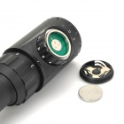 Aluminum Alloy 20mm 3X~9X Red / Green 5-Mode Gun Riflescope - Black (1 x CR2032)