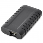 XT-007 GPS / GSM / GPRS Car Quad-Band GPS Tracker - Black (850 / 900 / 1800 / 1900MHz)