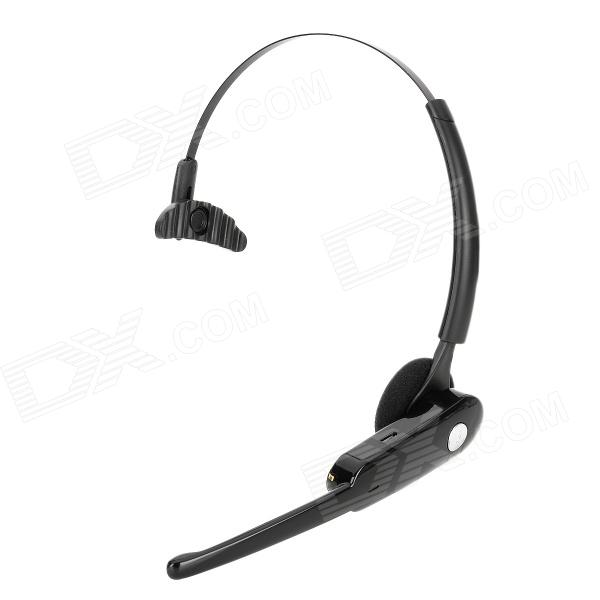 Фото BH-M29 3-in-1 Wireless Bluetooth v2.1 Earhook / Head Wearing / Neckband Headset - Black + Silver avier xe3 wireless bluetooth 4 0 sport earbuds for running exercise gym workouts sweat proof with built in microphone playback controls and 6 hour battery